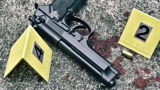 Kasus Penembakan Kader Gerindra Terhambat Kondisi Briptu AR