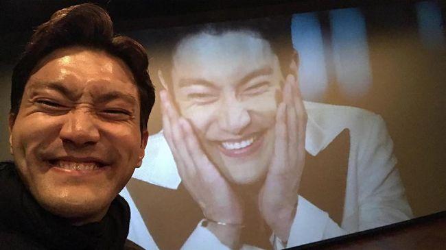 Siwon Absen Sementara dari Super Junior