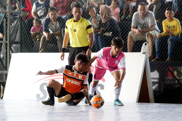 24 Tim Bertarung di Grand Final Super Soccer Futsal Battle 2017