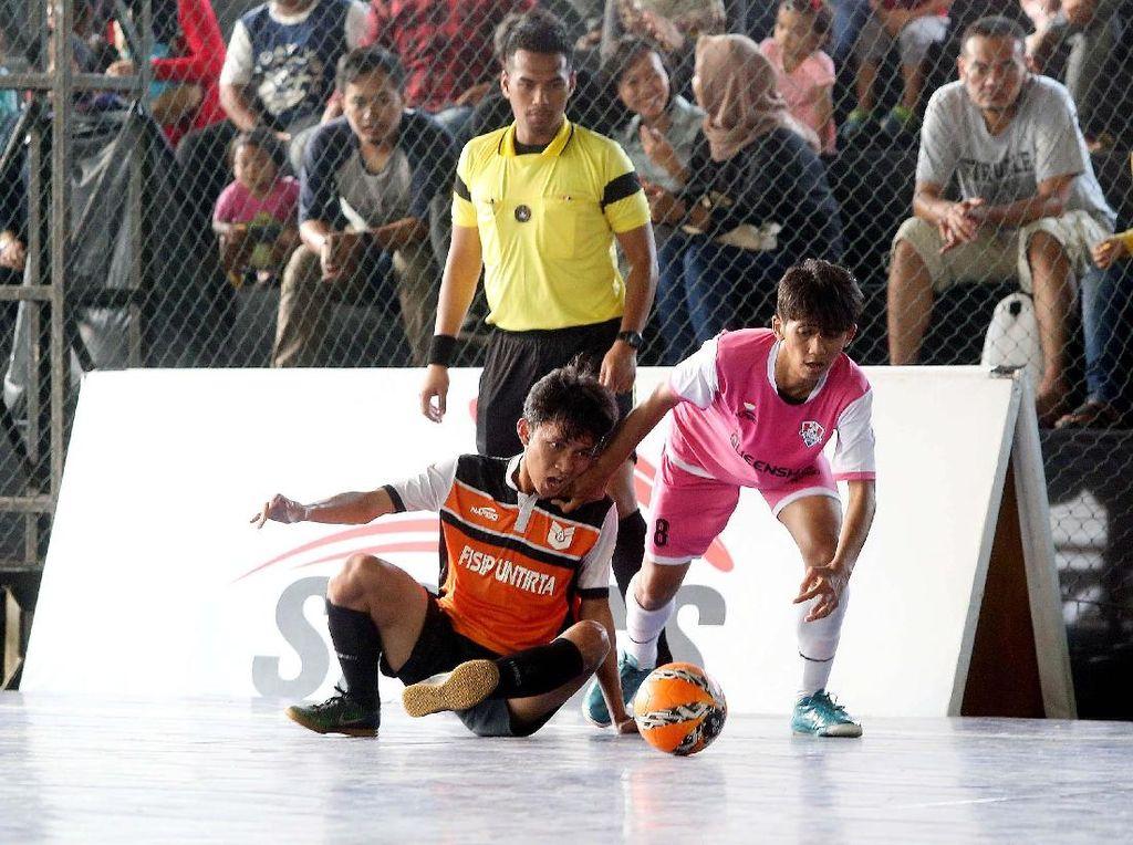 Setelah babak regional, laga dilanjutkan ke fase final yang digelar di tiga tempat yang berbeda, yaitu Lapangan Blok S (Final 1) dan Summarecon Mal Bekasi (Final 2), serta Summarecon Mal Serpong (Final 3).