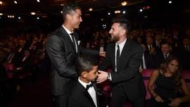 Polling CNN: Ronaldo Lebih Bersinar daripada Messi