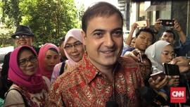 Sam Aliano Bawa Bukti Laporan soal Cuitan Nikita Mirzani