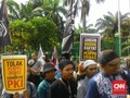 Polisi Imbau Massa Tolak Perppu Ormas Tak Menginap di DPR