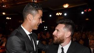 Ronaldo: Tak Adil Membandingkan Saya dengan Messi