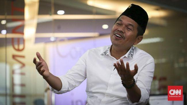 Dedi Mulyadi 'Goda' Parpol Pendukung Ridwan Kamil