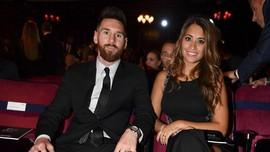 Beredar Foto Messi dan Istri Sudah Bersama Sejak Usia 10