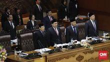Berbagi Jatah Pimpinan DPR di Sisa Era Jokowi