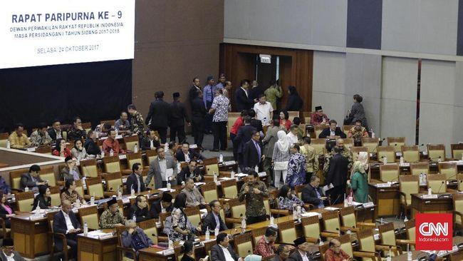 DPR Beberkan Alasan Munculnya Pasal Imunitas Anggota Dewan
