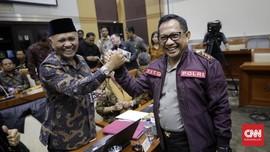 Jokowi Minta Densus Tipikor Ditunda, Kapolri Siapkan Kajian