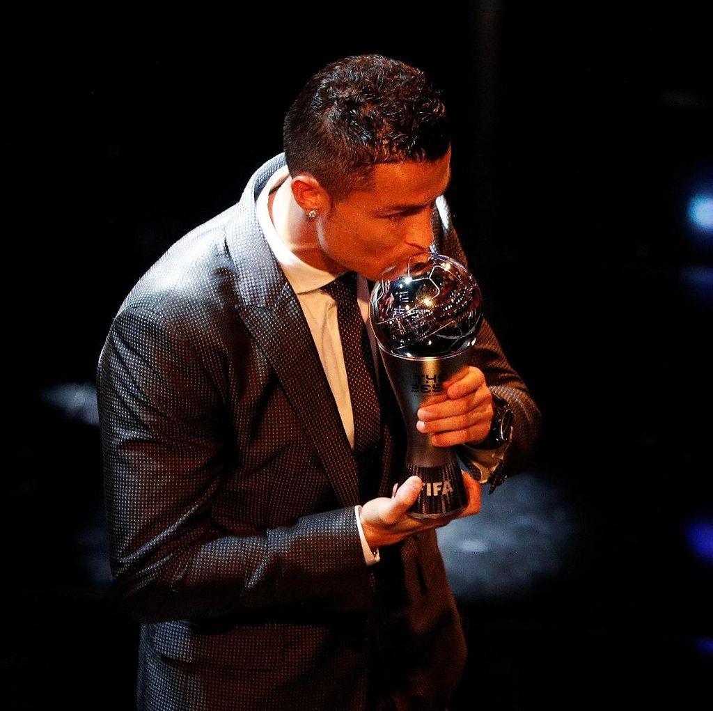 Cristiano Ronaldo Lakukan Donor Plasma, Apa Itu?