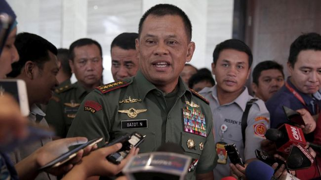 Gatot Dinilai Belum Dapat Dongkrak Elektabilitas Jokowi