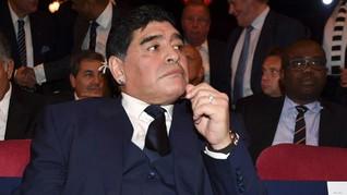Maradona Mengaku Pernah Diculik UFO