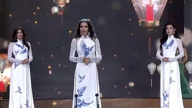 Maria Jose Lora dari Peru Raih Miss Grand International 2017