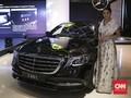 FOTO: Mercedes-Benz Boyong Sedan Premium S 450 L