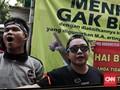 Supir Taksi Online Ancam Kembali Gugat Permen 26 ke MA