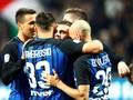 Inter Milan ke Puncak Klasemen Setelah Kalahkan Sampdoria
