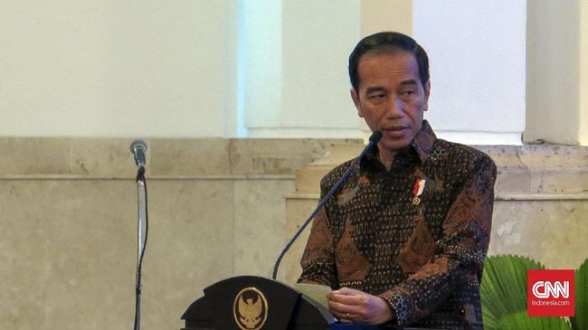 Tak Ada Inovasi, Jokowi Akan Buka Universitas Asing