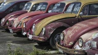 Mobil Diesel dan Bensin VW Bakal Punah Setelah 2026