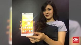 Tren Swafoto, Asus Boyong Duo Zenfone 4 Selfie