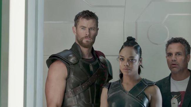 Lima Gaya Baru 'Thor: Ragnarok'