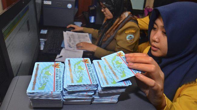 Polri: e-KTP Tercecer di Bogor Tak Langgar Hukum