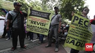 Sopir Taksi Online Ancam Gelar Demo Tiap Pekan
