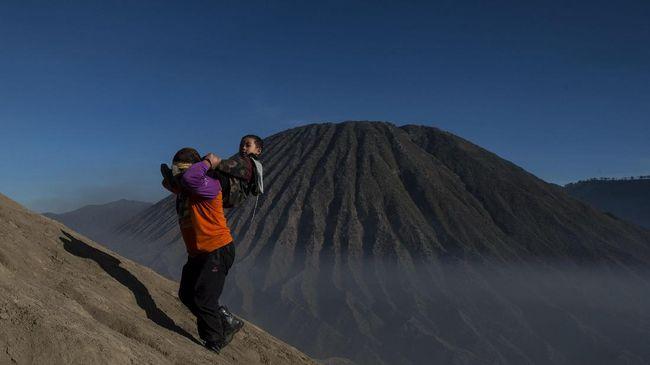 Sambut 'Nyepi', Gunung Bromo Ditutup Sehari