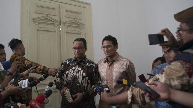 UMP 2018 Rp3,6 Juta, Serikat Buruh Menyesal Pilih Anies-Sandi