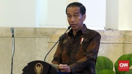 Jokowi Pastikan Pembangunan Infrastruktur Merata di Indonesia