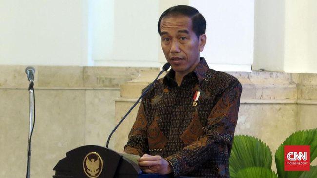 Jokowi Tegaskan UU Ormas untuk Lindungi Pancasila