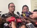VIDEO: Anies-Sandi Tak Bahas Reklamasi dengan Jokowi