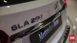 Gaikindo Pecat Mercedez Benz Indonesia