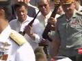 VIDEO: Duterte Saksikan Kesepakatan Milter Filipina-Rusia