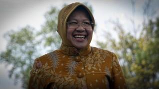 Risma Sebut Surabaya Aman, Dubai 'Parkir Duit' Rp2,1 Triliun