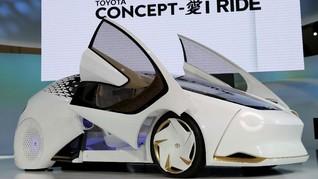 Menimbulkan Keresahan, Toyota Hentikan Uji Coba Mobil Otonom