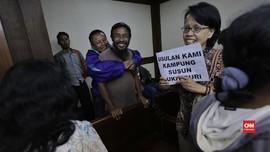 VIDEO: Perjuangan Warga Gusuran Bukit Duri Raih Ganti Rugi