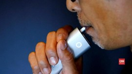 Perokok Elektrik Lebih Sukses Setop Kebiasaan Merokok