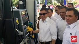 Jaga Daya Beli, Harga BBM dan Listrik Tak Naik awal 2018