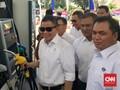 Jonan Ajak Pemasok BBM Swasta Rambah Indonesia
