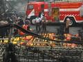 Kronologi Kebakaran Pabrik Kembang Api Tangerang