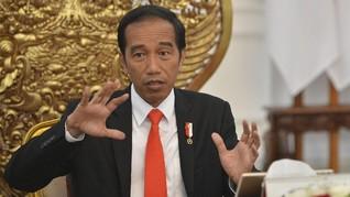 Jokowi Sebut Ideologi Terorisme Telah Masuk ke Sekolah
