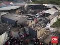 Petugas Ungkap Kengerian Proses Evakuasi Korban Kebakaran