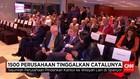 1500 Perusahaan Tinggalkan Catalunya