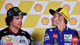 Rossi Khawatir Bersaing dengan Para Murid di Trek MotoGP