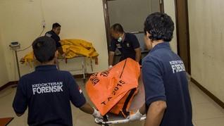 Polisi Identifikasi Korban Tewas Kapal Tenggelam Danau Toba
