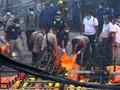 Korban Kebakaran Pabrik Kembang Api Sulit Diidentifikasi