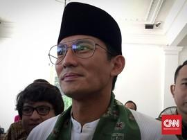 Sandi Ingin Tarif Parkir Di Jakarta Tak 'Cekik' Warga