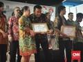 Kemenpora Beri Penghargaan Buat 42 Pemuda Inspirasi