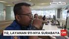 Penerapan Layanan Panggilan Darurat 112 di Surabaya