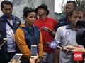 'Gaspol' dari Cirebon, Cari Keponakan di Puing Kebakaran